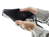 Tomme tegnebog