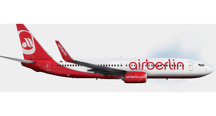 Airberlin tilbud