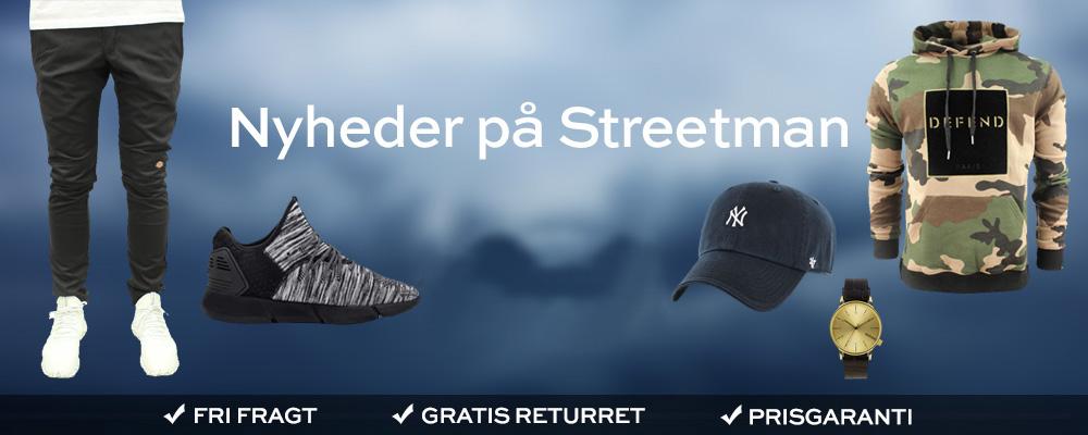 Streetman rabatkode